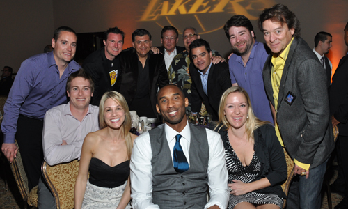 Laker Youth Foundation Fundraiser and Celebrity Golf Charity Event